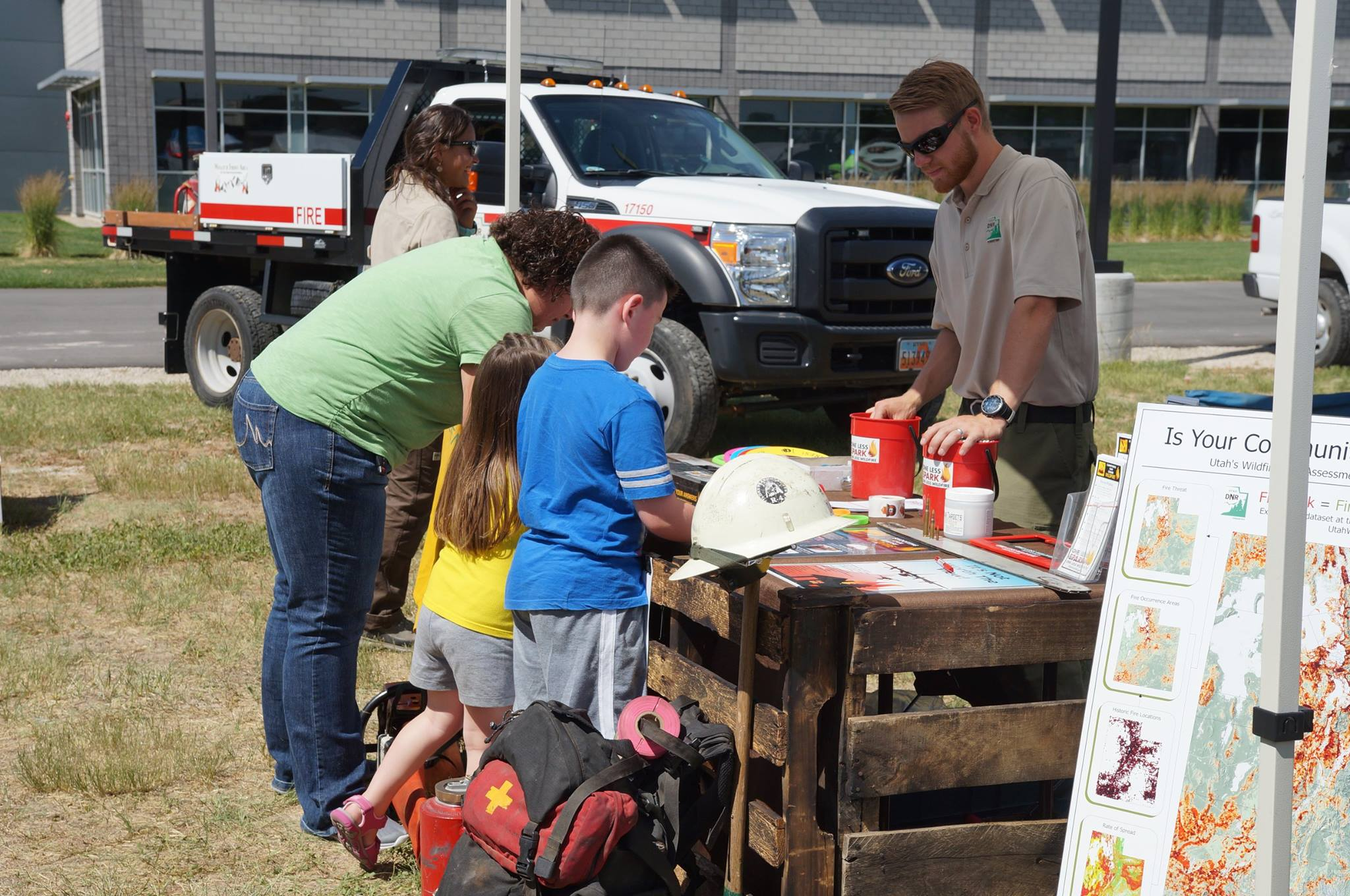 You're Invited to our Annual Family Safety Fair! | DPS News
