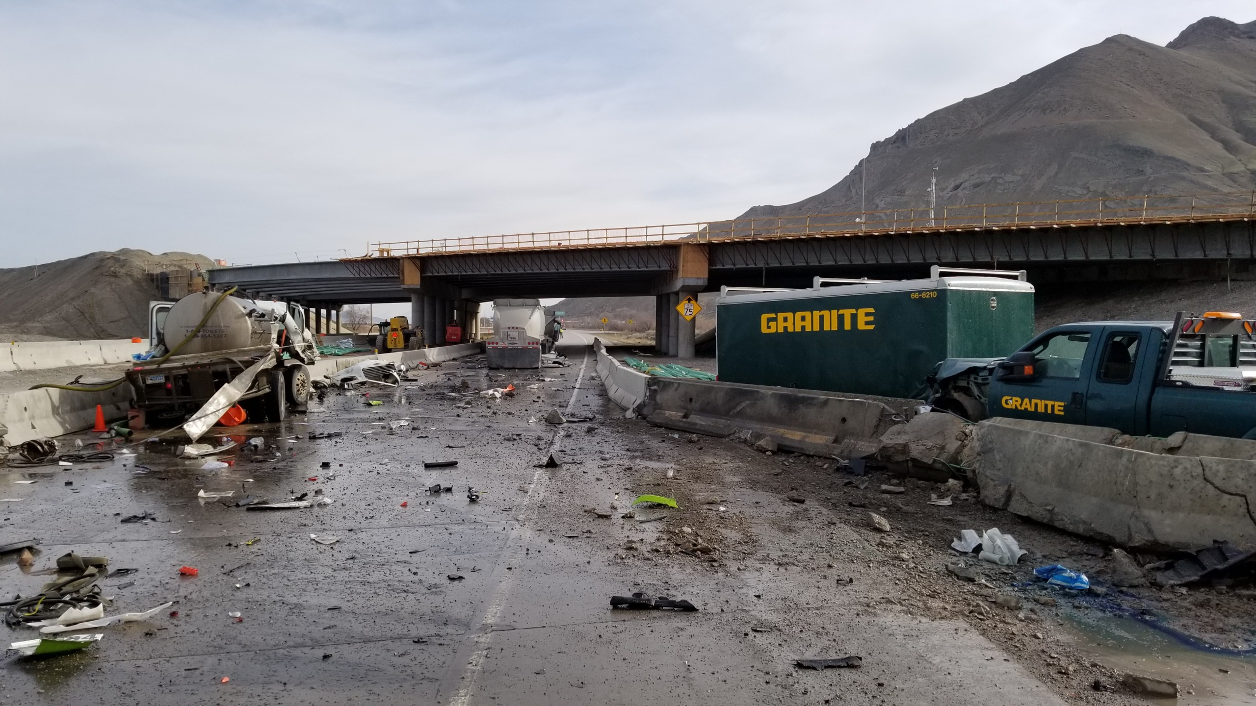 Highway 26 Idaho Accident