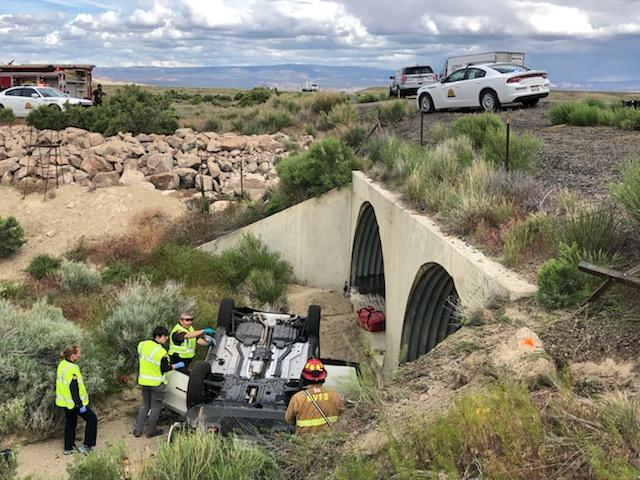 Fatal crash on I-70 MM 202 near the Colorado boarder | DPS News