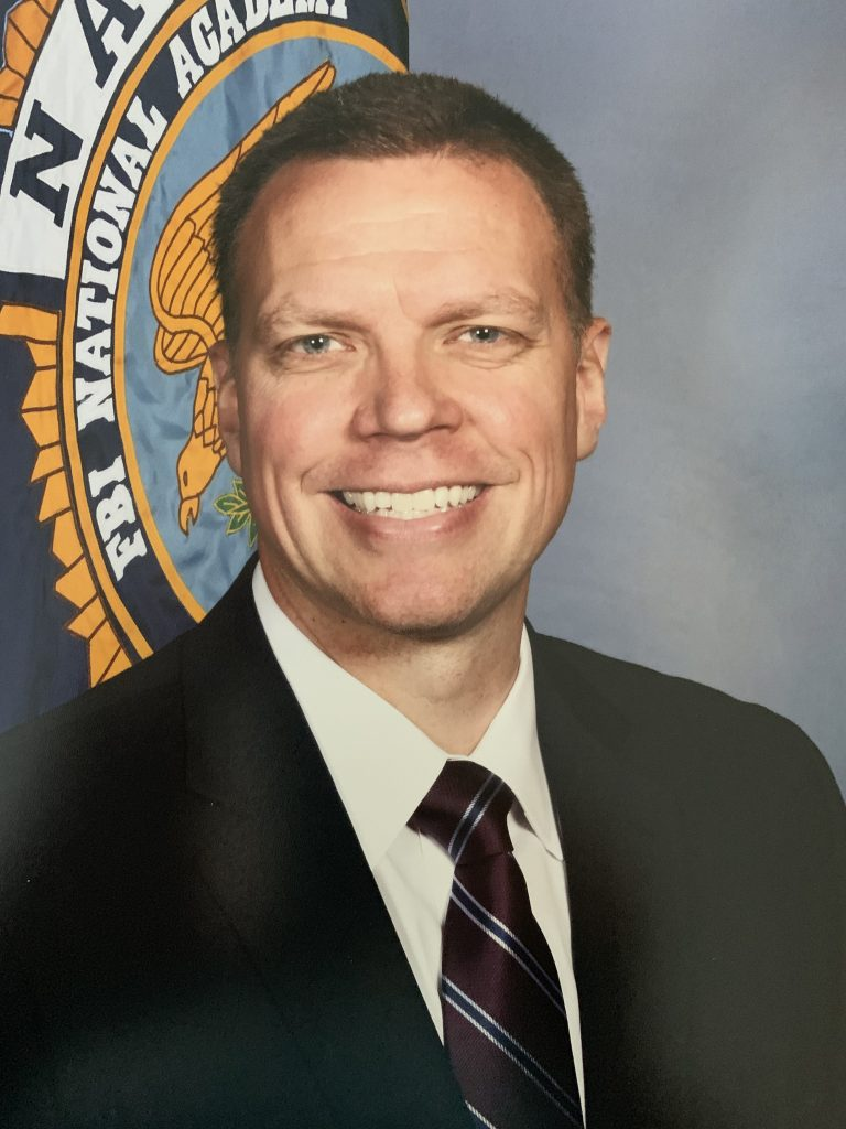 Commissioner Anderson graduated from the FBI National Academy