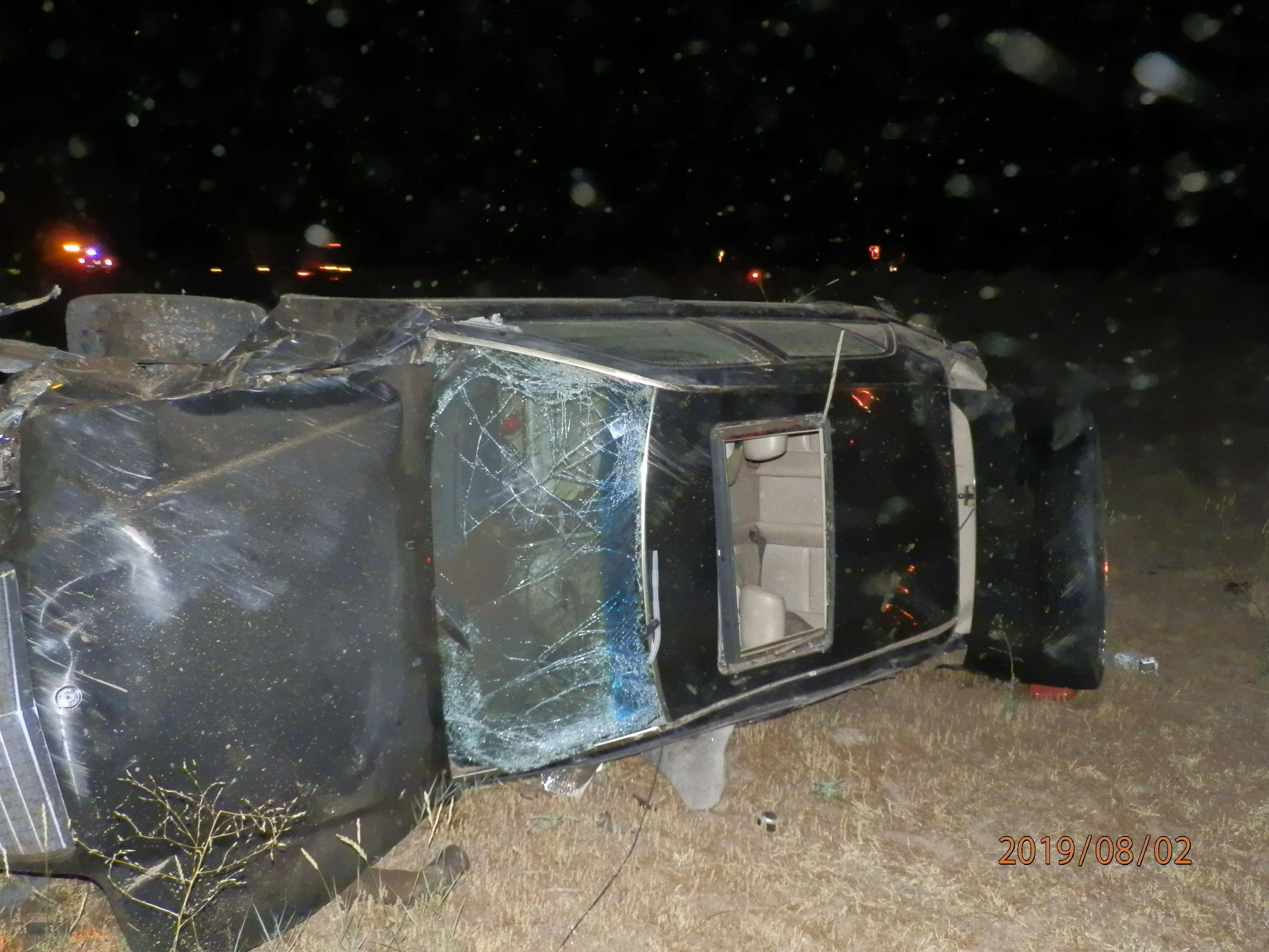Additional details and photos – Fatal Crash MM 67 I-15 SB